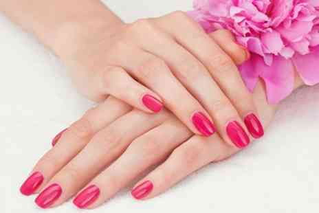 Samsara Beauty - Nail File and Gel Polish For Fingers or Toes - Save 50%
