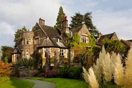 Cragwood Country House Hotel - Deluxe two Night Lakes Break with Breakfast  - Save 48%