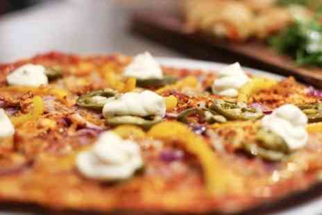 Pizza Jazz - 24 Pizza  Plus Two Starters Two Sides and Four Drinks - Save 50%