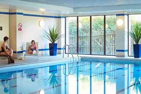 The Hampshire Court Hotel - Spa Access For Two With Treatment - Save 50%