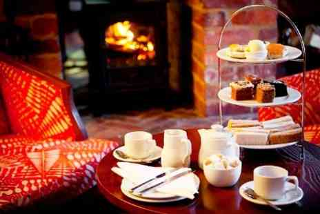 The White Horse Hotel - Afternoon Tea For Two - Save 50%