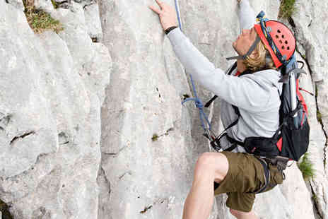 Extreme Ventures - Rock Climbing Experience for One - Save 67%