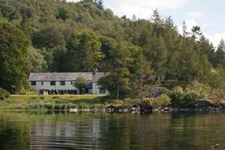 Taychreggan Hotel - One Night Stay For Two With Breakfast - Save 44%