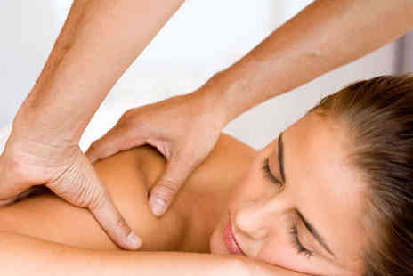 Chiropractic First - Deep Tissue Massage with Indian Head Massage - Save 58%