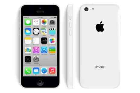 Photo Direct - Apple iPhone 5C 16GB in White and Sim  - Save 15%