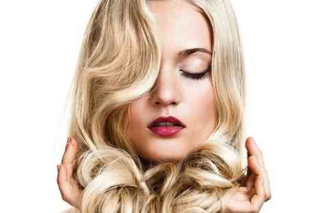 RMA Hairdressing - Cut and Blow Dry With Half Highlights or Full Colour  - Save 62%