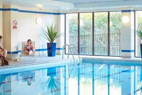 The Hampshire Court Hotel - Spa Day For Two With Refreshments - Save 50%