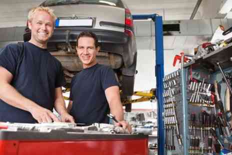 Campbells Tyres and Exhausts - Air Conditioning Service With Re Gas - Save 50%