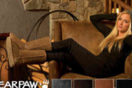 BearPaw Boots - Sheepskin lined boots - Save 55%