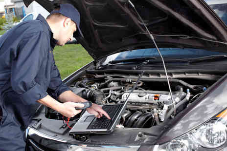 Discount MOT & Service Centres - MOT and car-maintenance package including 2 oil changes  - Save 52%