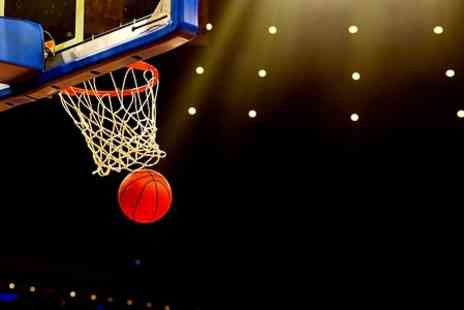 Glasgow Rocks Basketball - Glasgow Rocks Basketball Ticket For Two - Save 40%