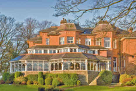 Macdonald Kilhey Court - Country House Spa Break for Two Including Late Checkout - Save 53%