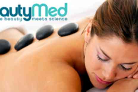 Feet and Beauty - 1 hour Hot Stone Massage - Save 60%
