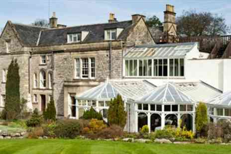 Charlton House - Somerset Romantic Spa Hotel Escape inc Meals - Save 31%