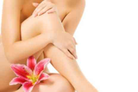 Atelier M - 8 sessions of IPL Hair Removal on one medium area or two small areas - Save 94%