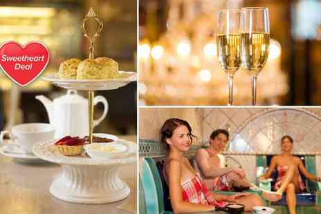 All Your Life - Pampering spa day with afternoon tea & bubbly - Save 55%