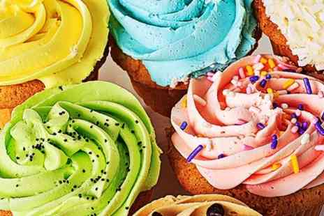 Angel Cakes - Two hour cupcake decorating class for one - Save 73%