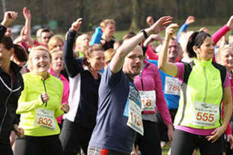 Age UK - Registration to Wrap Up and Run 10k on March 16 in Crystal Palace - Save 32%