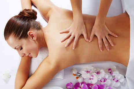 Healing Touch Academy - Full body aromatherapy or remedial massage - Save 58%