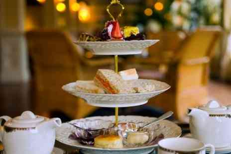 Hotel Indigo Kensington - Afternoon Tea and Cocktails For Two - Save 55%