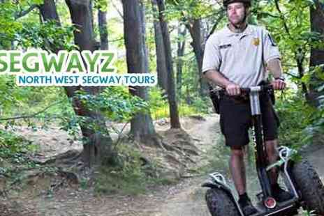 Segwayz - One hour weekday Segway experience for one - Save 43%