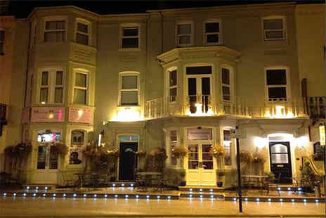 Henrys on the Prom - Two night Norfolk break for 2 including daily breakfast - Save 63%