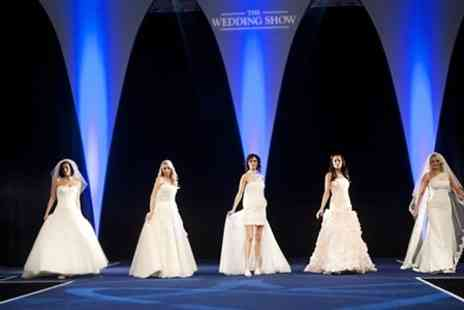Bride The Wedding Show - Wedding fashion shows Entry at Ascot Racecourse - Save 40%