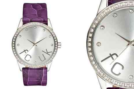 watchwarehouse - Get a French Connection Ladies Watch - Save 57%