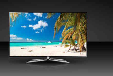 TVs and More - 40 Samsung UE40F5500 LED Smart TV with Freeview HD - Save 24%