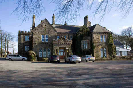 Hunday Manor Country House Hotel - Two night Lake District break including breakfast - Save 54%