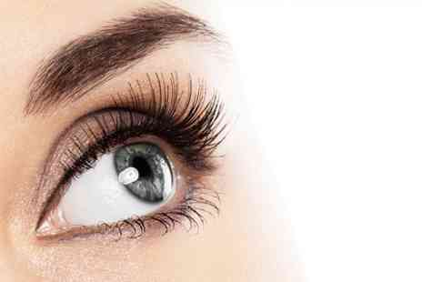 Cedars Hair and Beauty - Full Set of Eyelash Extensions  - Save 64%