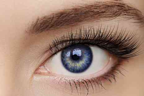 Fabulous Hair and Beauty - Eyelash Extensions With Brow and Lash Tint - Save 62%