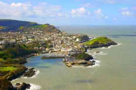 Grosvenor Hotel - One Night stay For Two With Breakfast at North Devon Coast  - Save 38%