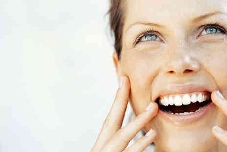 The White House - Hour Long In Clinic Full Teeth Whitening  - Save 54%