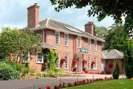 The Gables Hotel - Grade II Listed Hotel with three Course Dinner - Save 39%