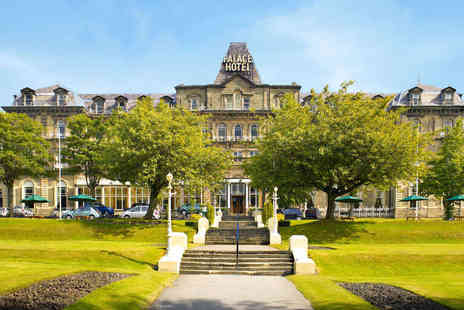 Puma The Palace Hotel - One Night Stay for Two People with Daily Full English Breakfas - Save 57%