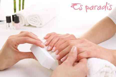 Es Paradis Beauty, Tanning and Toning Studio - Manicure or Pedicure NVQ2 Unit Accreditation Course - Save 80%