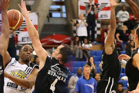 British Basketball League - Adult ticket to the Trophy Final - Save 50%