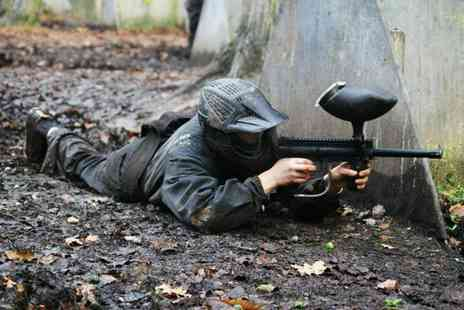 Horizon Paintball - Paintballing for two people with light lunch  - Save 82%