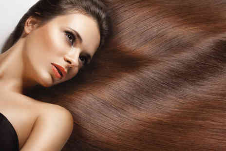 Bella Mode Hair & Beauty - Cut Moroccan oil treatment and blow dry - Save 57%