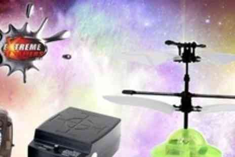 Extreme Fliers - Flying UFO Toy - Save 50%