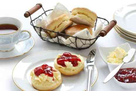 The Rose - Cream Tea For Two  - Save 50%