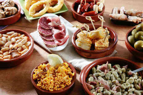 Salsa Cafe & Tapas Bar - Six Tapas Dishes to Share for Two People  - Save 51%