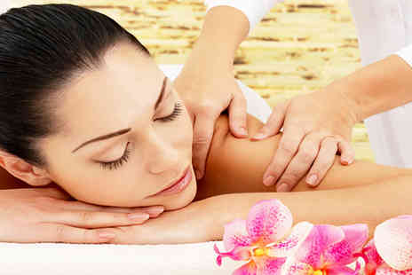 Pure Hair and Beauty - Pamper package including a choice of facial & a back neck and shoulder massage - Save 64%