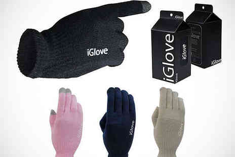Shopper Gold - Touchscreen Gloves for Smartphones - Save 65%