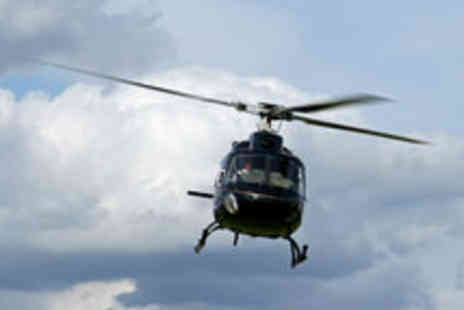 Hields Aviation - Junior or Adult Simulated Helicopter Flight - Save 50%