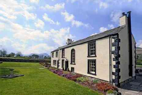 New House Farm - Luxury Five Star Lake District Guesthouse Stay for 2 With Cream Tea  - Save 49%