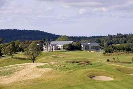 Castle Dargan - Four star Stay For Two With Spa Treatment at Co. Sligo - Save 37%