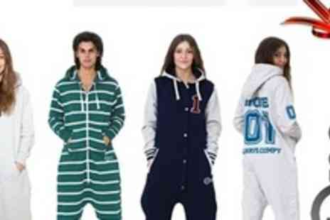 inOne - £100 Towards Fashion Onesie in a Choice of Designs - Save 61%