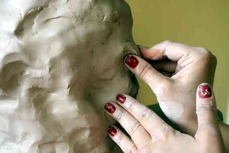 The Renaissance Atelier - Beginners Classical Clay Sculpting Course - Save 70%
